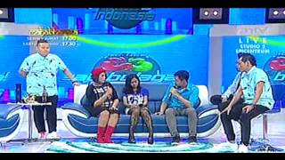 Ulfy Anak Elli Sugigi Mengaku Suka Sama Ferry   The New Eat Bulaga Indonesia 20 Agustus 2015