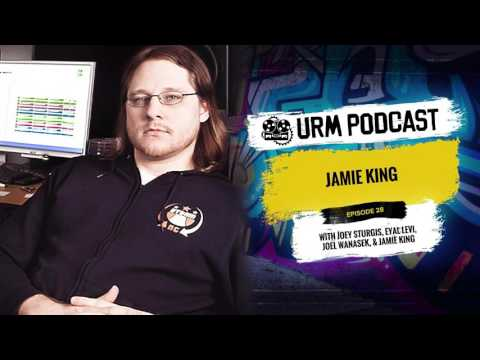 URM Podcast EP28 | Jamie King