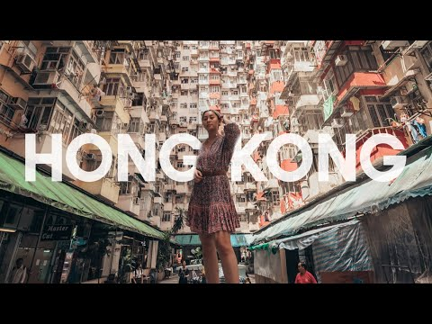 Hong Kong Travel Guide + Tips! | JLINHH