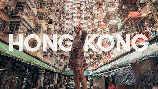 Hong Kong Travel Guide + Tips! | JLINHH