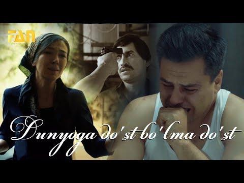 Mansurxon Nurmatov - Dunyoga do'st bo'lma do'st (Advokat serialiga soundtrack)