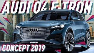 Audi Q4 e-tron 2019
