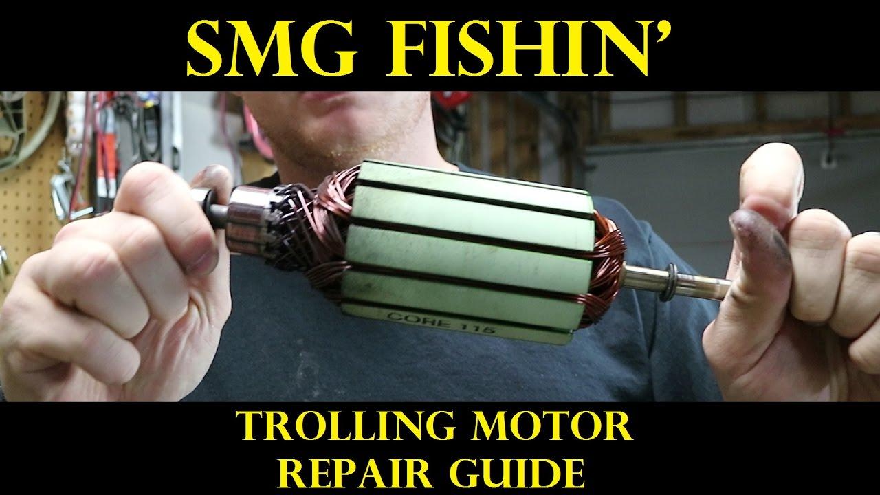 Trolling Motor Repair Guide | Troubleshooting