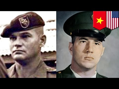 Medal of Honor awarded to two Vietnam War vets for 'extraordinary bravery'