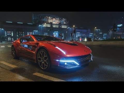 Italdesign Giugiaro Brivido Concept (2012)