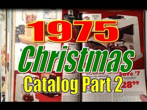 1975 Christmas Catalog Part 2 - ASMR