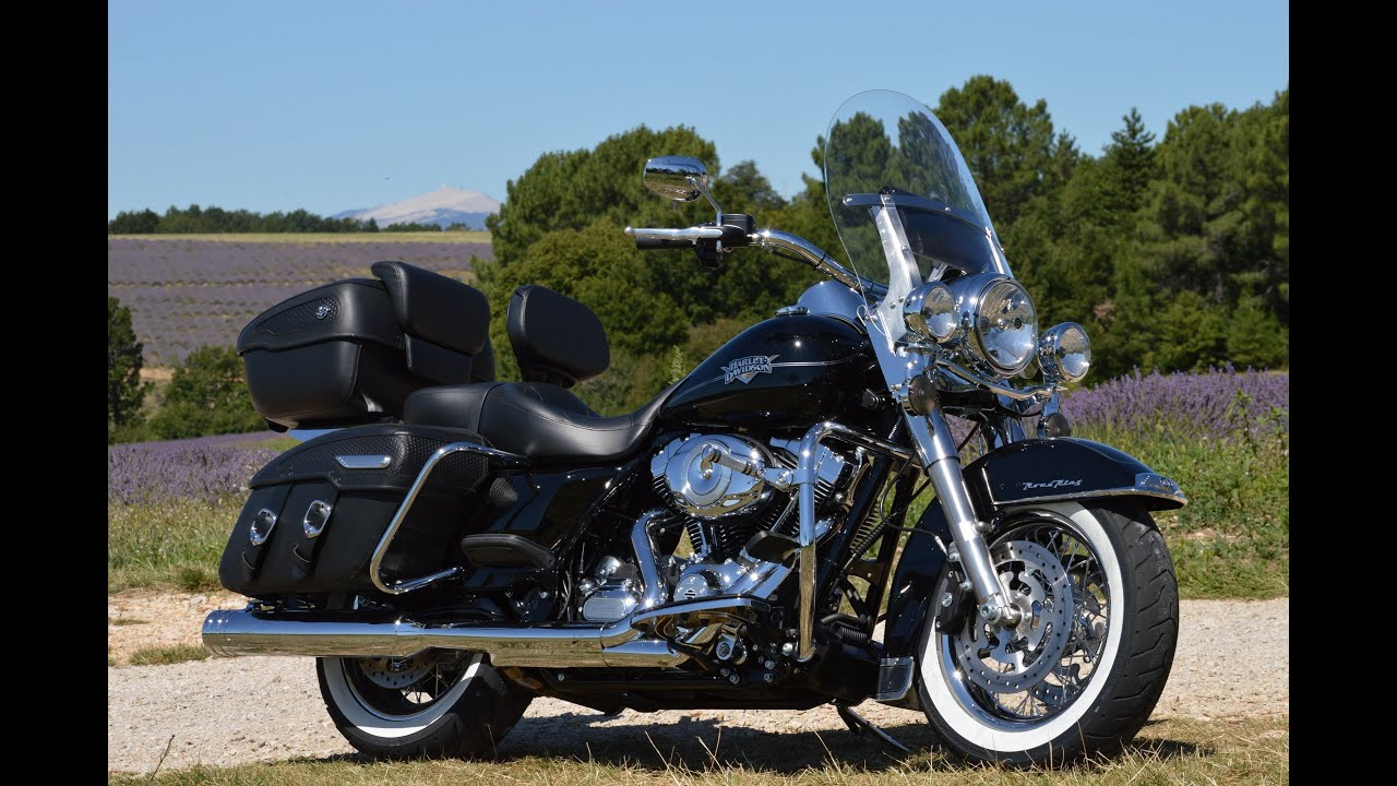 Harley Davidson Road King Classic Holiday Impressions 2013