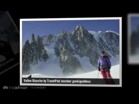 Vallee Blanche - Chamonix, Haute-Savoie, Rhône-Alpes, France