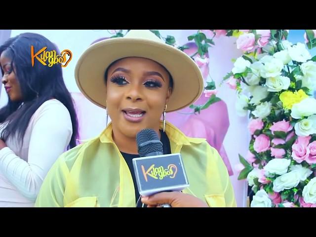 Alaafin Of Oyo's wife olori ajoke opens clothing store