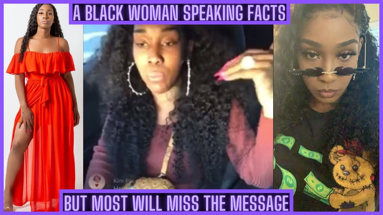"|NEWS| A Honesty✔ ! But Only So Few ""Black Women"" Will Listen With Out Getting In Their Fe"