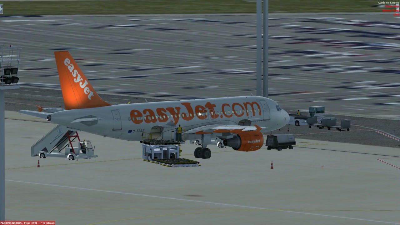 flight from paris to faro a319 easyjet leger floutage sur une scene youtube. Black Bedroom Furniture Sets. Home Design Ideas