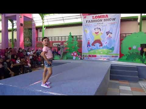 Lomba Fashion Show Anak 2018 XT Square Jogja ( Group A )