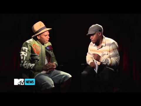 Chris Brown talks about reconciliation with Drake in an interview for MTV