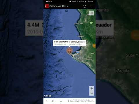 Salinas, Ecuador Earthquake April 17th, 2019 on salinas pr, cuenca airport map, salinas ca, salinas sports complex, amazon rainforest map, salinas puerto rico map, salinas beach, salinas river valley, salinas gangs, salinas county map,