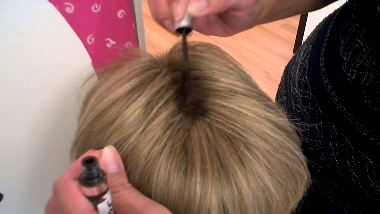 Add roots and highlights to your wig and cover up grey hairs too add roots and highlights to your wig and cover up grey hairs too youtube pmusecretfo Gallery