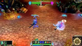 Full - Dark Candy Fiddlesticks League of Legends Skin Spotlight