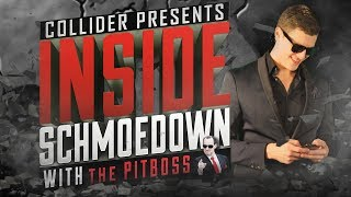 Ben Bateman Talks Team Action in the Ultimate Schmoedown Team Tournament - Inside Schmoedown