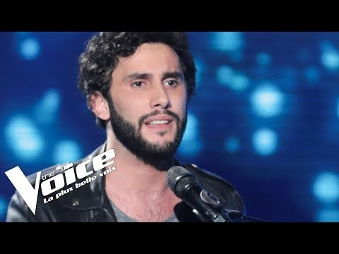 Aaron (U-Turn (Lili)   Anto   The Voice France 2018  Blind Audition