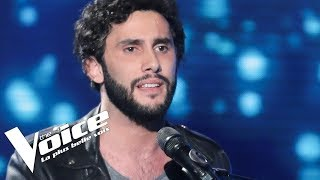 Aaron (U-Turn (Lili) | Anto | The Voice France 2018 |Blind Audition