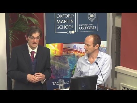The impact of new technologies on healthcare research with Prof Martin Landray