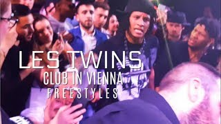 LES TWINS | CLUB IN VIENNA (my footages)