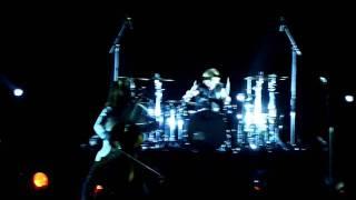 Apocalyptica en el Auditorio Nacional 2012 (fish eye)