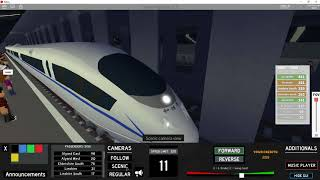 CRH3 | Terminal Railways | Roblox