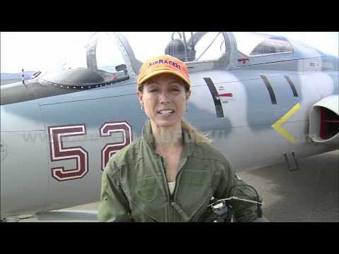 Heather Penney Preview Interview Reno Air Races 2010