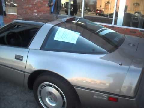 1987 chevy corvette manual 4 3 tranny for sale 67k miles rh youtube com 1990 Corvette 1997 Corvette