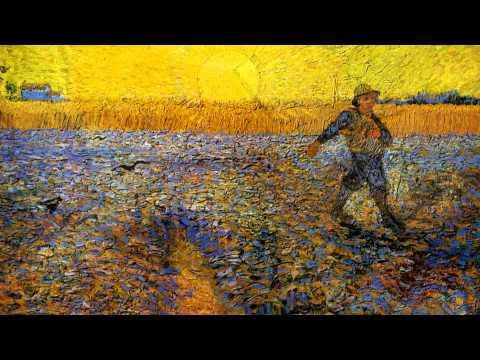 История одной картины. Винсент Ван Гог Стая ворон над пшеничным полем