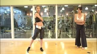 中島史恵さんはモデル体操の先生です。PART 14 中島史恵 動画 25