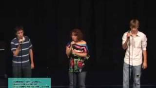 2009 Muskego High School - Pops Concert - Falling Slowly