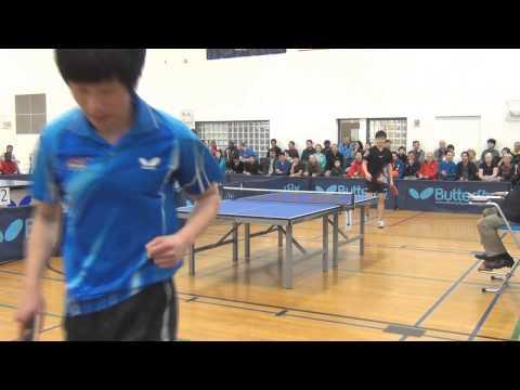 2013 Cary Cup Quarter Finals - Hongtao Chen vs Kewei Li