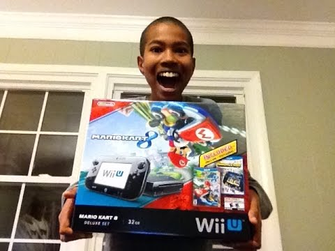 Shopping For The Wii U At Gamestop Walmart Youtube