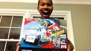 Shopping for....THE WII U!!! at GameStop & Walmart