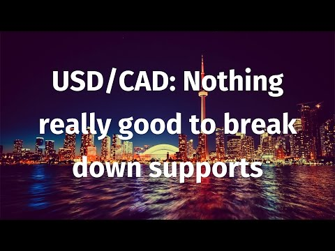 USD/CAD: Nothing really good in Canadian economy to break down supports