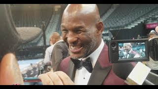 BERNARD HOPKINS EXPLAINS HOW CANELO WINS REMATCH TO ERASE ALL DOUBT