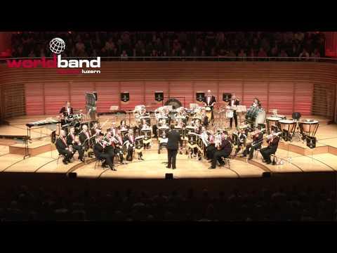 Black Dyke Band: Peter Graham, Gaelforce - Brass-Gala 2017 (13/13)