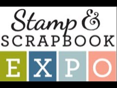 Scrapbook Expo 2018 – Haul Video