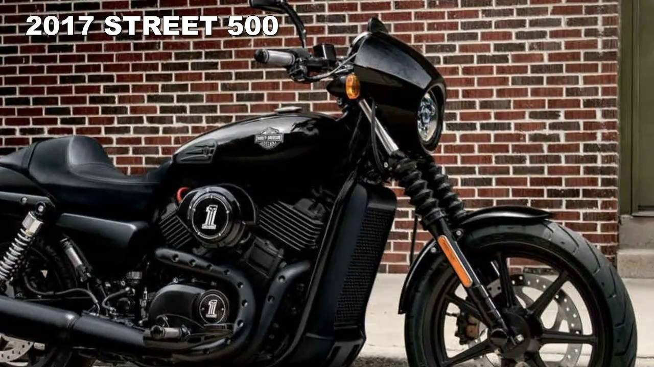 2017 Harley Davidson Street 500 More Secure