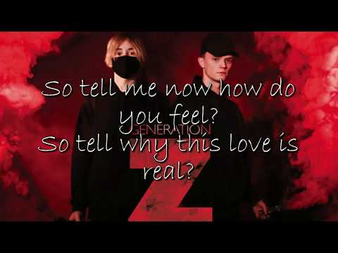 Bars and Melody - Unconditional LYRICS (Generation Z album, NEW SONG)