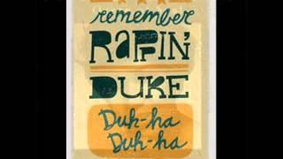 Rappin Duke - Shawn Brown (DJ Alex rmx)