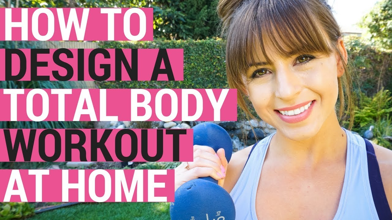 How to create your own workout program home workout plan - Design your own home application ...
