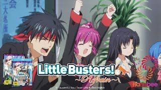 Watch Little Busters!: Refrain Anime Trailer/PV Online