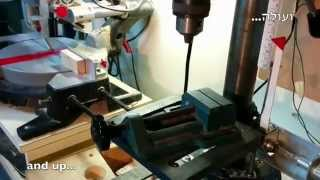 Drill-press Table Lift