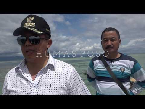 Pesona Wisata Bahari Lalanga 1 di Kabupaten Poso