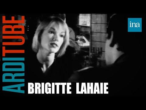 Brigitte Lahaie se livre à Thierry Ardisson  | INA Arditube