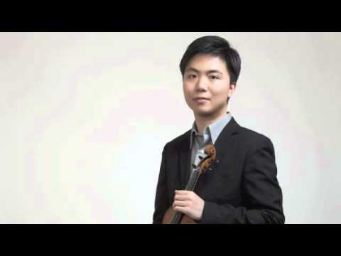Jiafeng Chen - Mozart Violin Concerto No. 1 in Bb Major 1/3