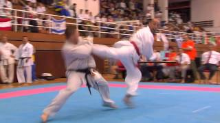 Чемпионат Европы по Шотокан Каратэ До 2011 Венгрия SKIF(, 2012-11-08T13:12:16.000Z)