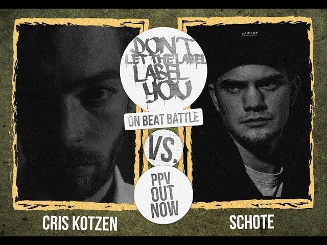 DLTLLY // On Beat Battles // Cris Kotzen vs. Schote